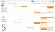 Мероприятия Харьков Туриста теперь в Google календаре