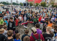 Фестиваль уличных культур в Харькове