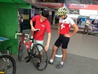 Вело-friendly:для участников Велодня в Караване
