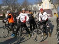 Корейские велосипедисты проедутся по украинским дорогам