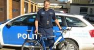 В Эстонии полицейские спустя 14 лет нашли велосипед