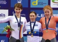 Харьковчанка - чемпионка Европы по велотреку