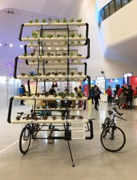 Мобильная ферма на колесах