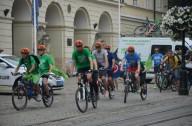 В Ивано-Франковске начнётся велопробег незрячих