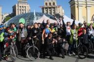 В Киеве ищут волонтеров для подсчета велосипедистов
