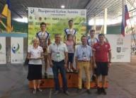 Харьковские велогонщики привезли медали из Львова