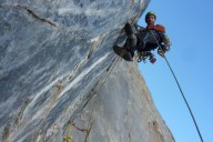 Харьковские альпинисты поднялись на вершину Ушбы