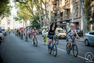 В Одессе состоялся велопробег «Girls.Love.Bike»