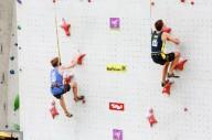 Украинцы завоевали медали Кубка Европы по скалолазанию