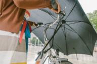 UNDER-COVER – зонтик для велосипеда из Германии