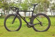 ONNE - гоночный аэродинамический дорожный велосипед