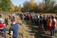 57-й открытый слет туристов Харьковской области.