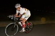 Британский велосипедист побил девять мировых рекордов