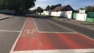 Во Львове обустроили первый в городе велосипедный шлюз