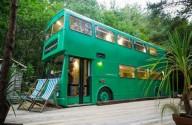 Оригинальный отель, переделанный из автобуса