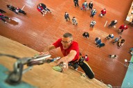 В Харькове состоятся скалолазные соревнования для ветеранов