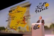 В Париже прошла презентация маршрута Тур де Франс 2018