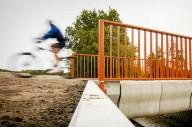 В Нидерландах открыли мост, напечатанный на 3D принтере