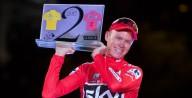 Фрум выиграл Золотой велосипед-2017