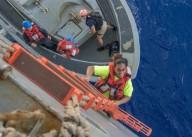 Спасли двух американок, пять месяцев дрейфовавших на яхте