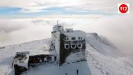 В обсерватории на горе Поп-Иван создано укрытие от непогоды
