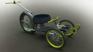 Трехколесный электрический горный велосипед Icon Explore