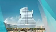 Во Флориде построят отель в виде огромной гитары