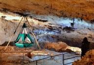 Во Франции туристы могут переночевать в пещере