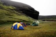 В Исландии ужесточили правила кемпинга