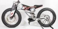 Электрический велосипед-внедорожник