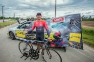 Эвандро Портела: 202 км/ч на велосипеде по шоссе