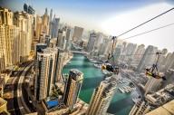 В Дубае открыли самый быстрый и длинный в мире зиплайн