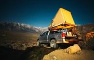 Палатка Go Fast превратит автомобиль в дом на колесах