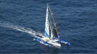 Француз в одиночку совершил кругосветное путешествие на яхте