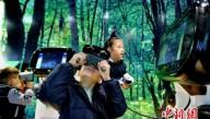 В Китае открыли виртуальный зоопарк