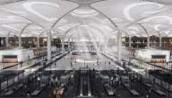 Как будет выглядеть новый аэропорт Стамбула
