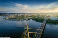 Киев назван самым дешевым городом для путешествий в 2018