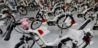 Водородные велосипеды попадут на рынок через год-два