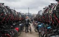 Благодаря GPS в Нидерландах велосипеды стали угонять реже