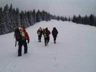 Трое харьковчан заблудились в горах Закарпатья