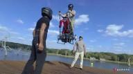 Создатели ховерборда представили миру летающий сегвей