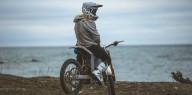 Kalk — беззвучный электромотоцикл для бездорожья