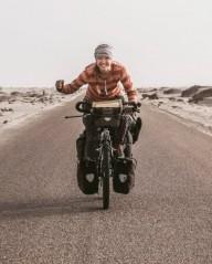 Невероятная велосипедная поездка - 1000 дней, 45 стран