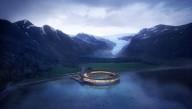 В Норвегии появится энергоположительный отель