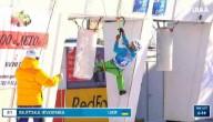 Всеукраинские соревнования по ледолазанию