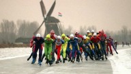 Elfstedentocht — легендарный ультрамарафон на коньках