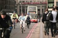 Агентство платит сотрудникам за поездки на велосипеде