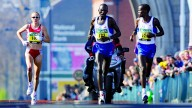 Пола Рэдклифф - рекордсменка мира в марафоне среди женщин