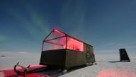 Отель-санки поможет туристам охотиться на Северное сияние