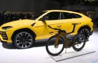 Lamborghini выпустила велосипед по стоимости иномарки